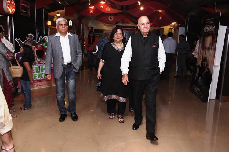 Prem Chopra At Delhi Safari Special Screening