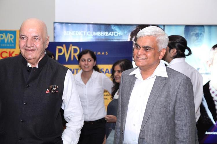 Prem Chopra Smiling Still At Delhi Safari Special Screening