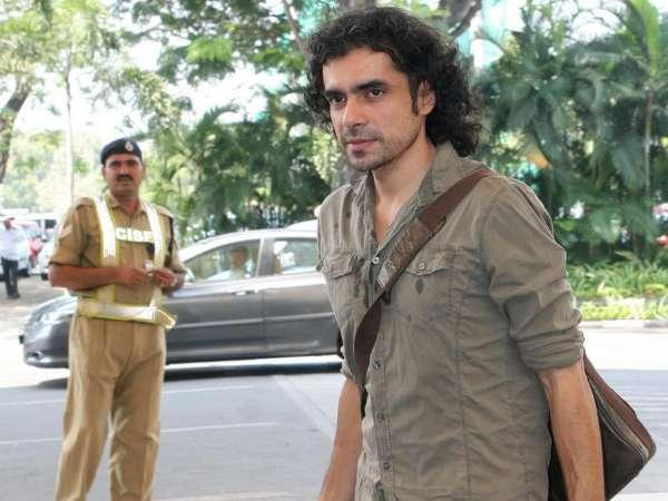 Imtiaz Ali Spotted At Airport For Leaving Pataudi