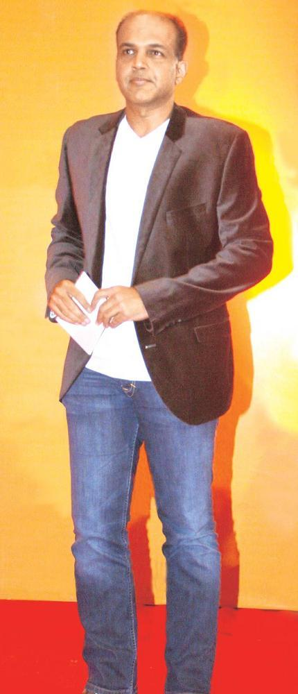 Ashutosh Gowarikar On Red Carpet At The Opening Of  Film Fest