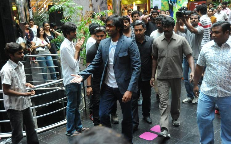 Manchu Vishnu Attend The Promotional Event Of Denikaina Ready Movie