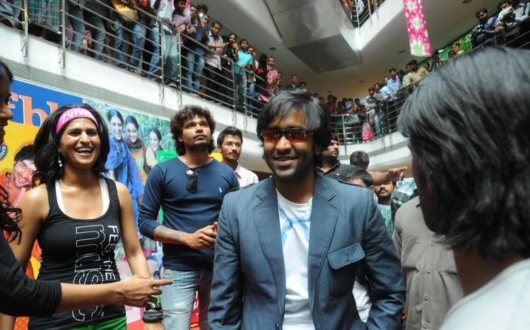 Manchu Vishnu During The Promotional Event Of Denikaina Ready
