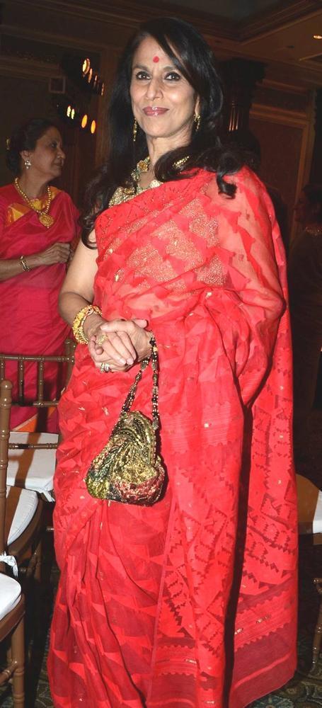 Shobhaa De Snapped At The Sahchari Foundation