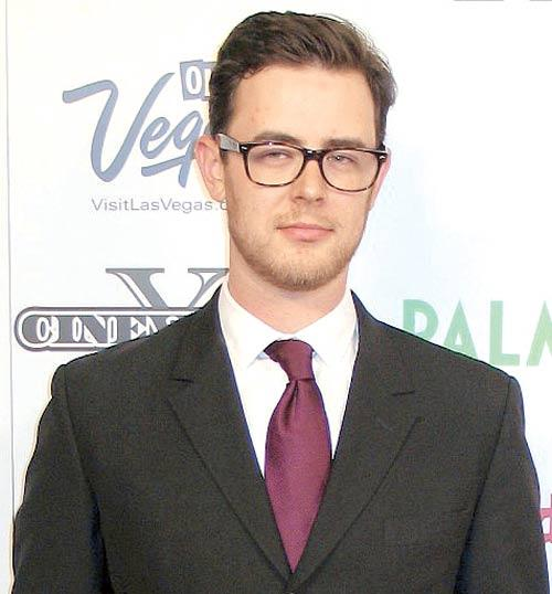 Colin Hanks Cool Look Still