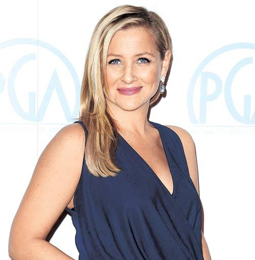 Jessica Capshaw Cute Smiling Still