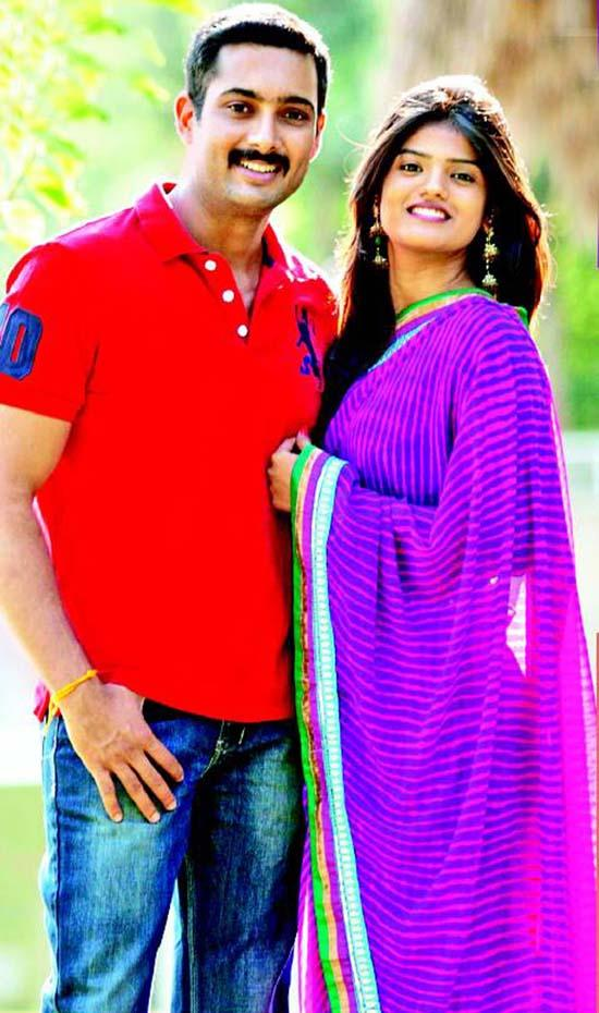 Uday Kiran And Visheeta Nice Still