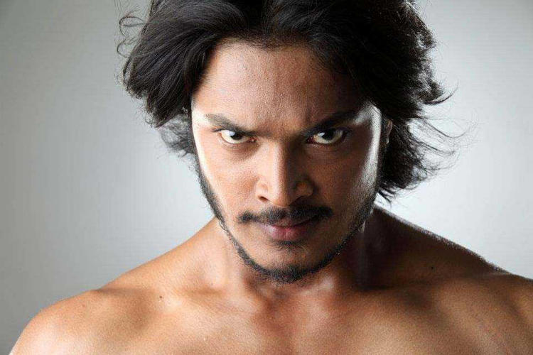 Shriki Angry Look Still From B3 Love You Movie