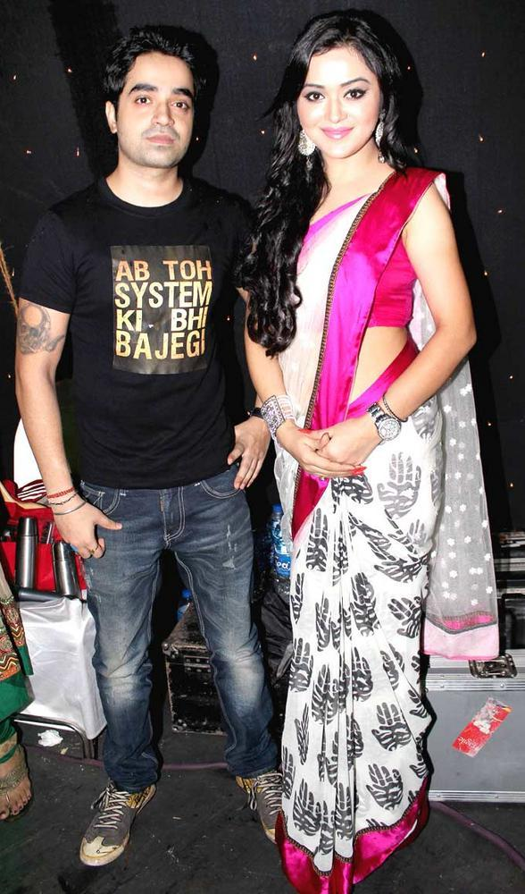 Celebs At Falguni Pathak's Navratri Event