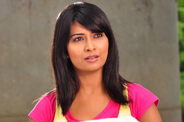 Radhika Cute Sexy Pose Photo Shoot From Drama Movie