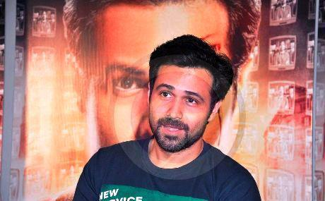 Emraan Hashmi Smiling Still At Rush Movie Promotion