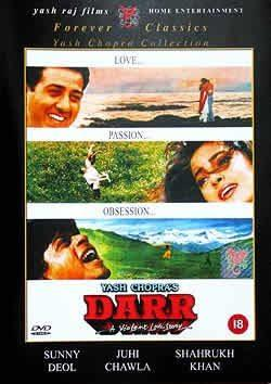 Darr Movie Poster
