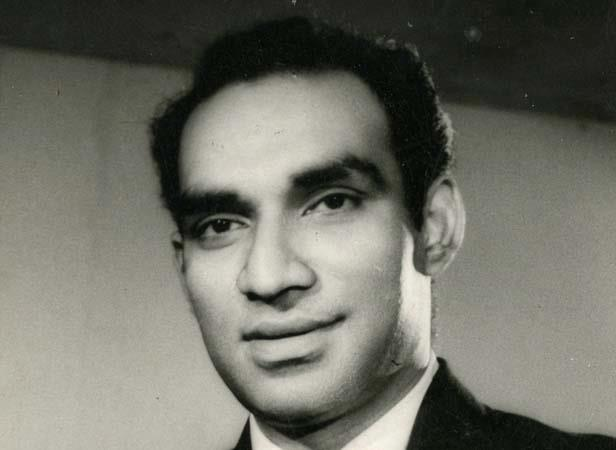 Yash Chopra In Black and White