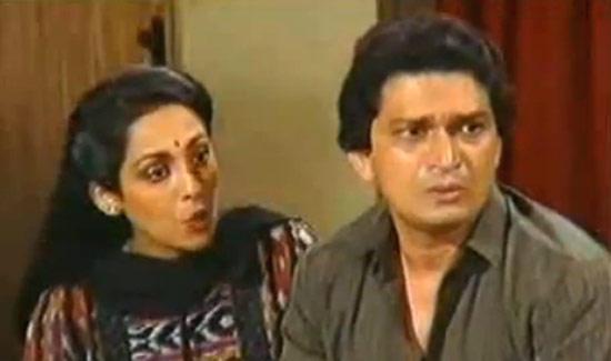 Shafi And Swaroop Still From Yeh Jo Hai Zindagi