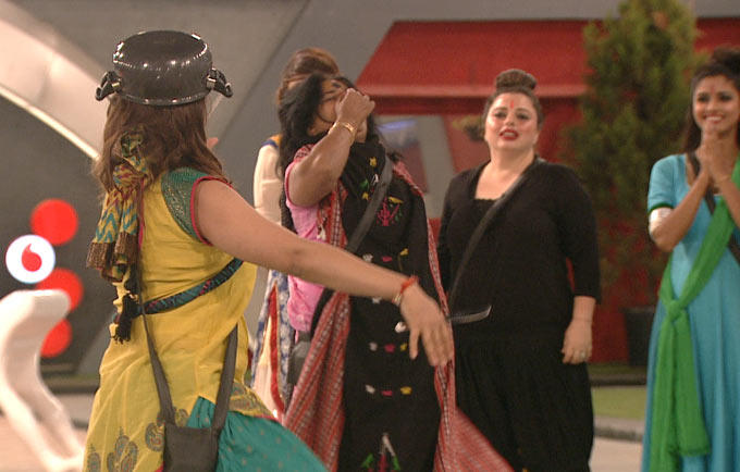 Contestants Are Played Funny Acts In The Bigg Boss House