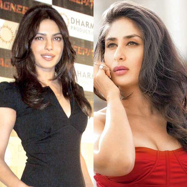 Priyanka And Kareena Glamour Still