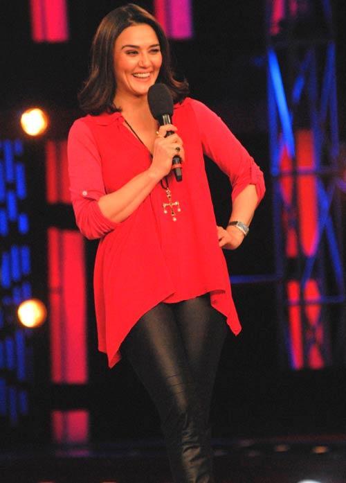 Preity Zinta On Bigg Boss 6