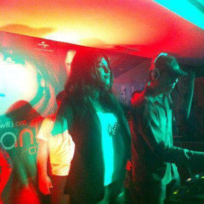 Priyanka Promote Her Debut Album In My City In Bangalore