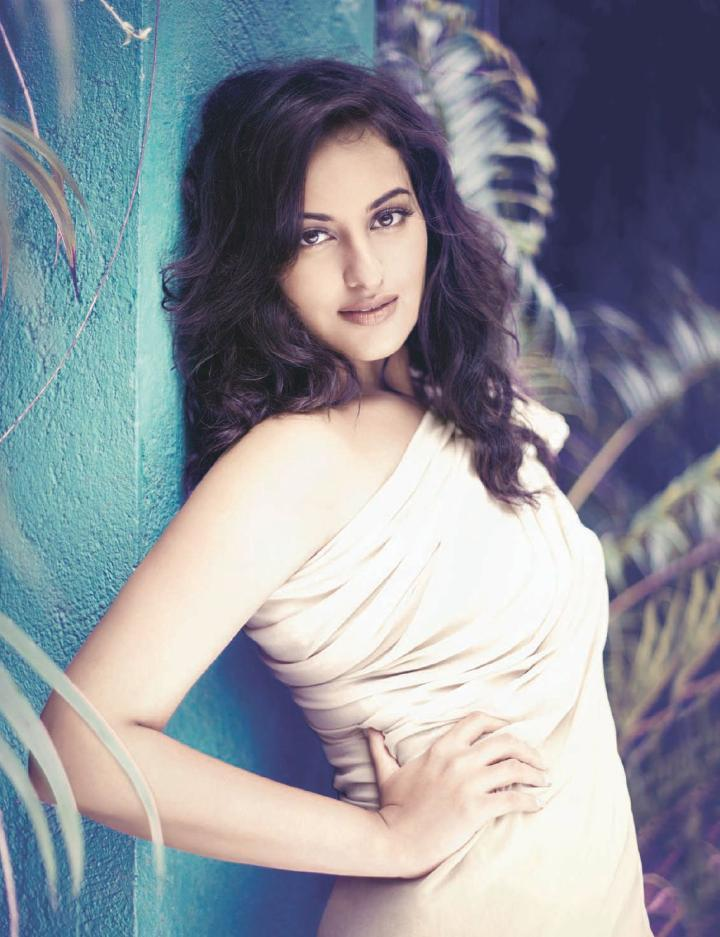 Sonakshi Spicy Pose Photo Shoot For Filmfare Mgazine On November