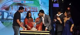Yuvraj Singh On The Sets Of India's Got Talent