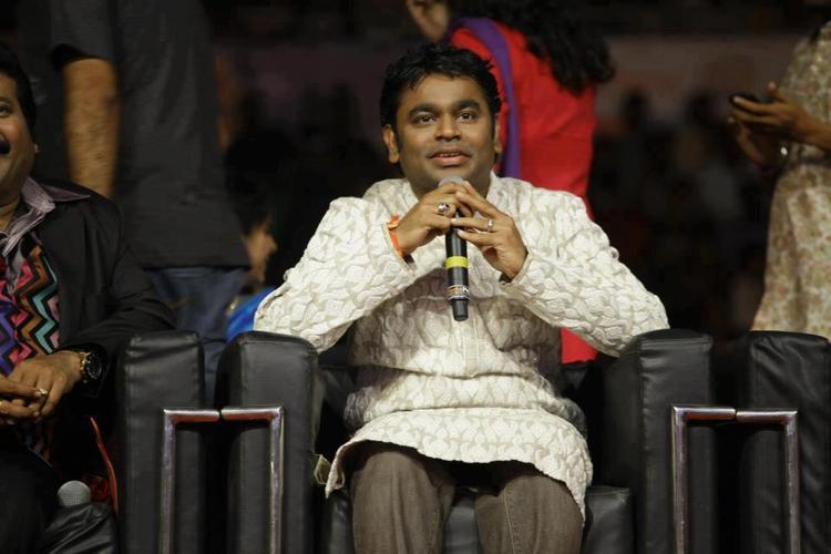 A. R. Rahman As The Chief Guest In Airtel Super Singer 3 Junior Grand Finale
