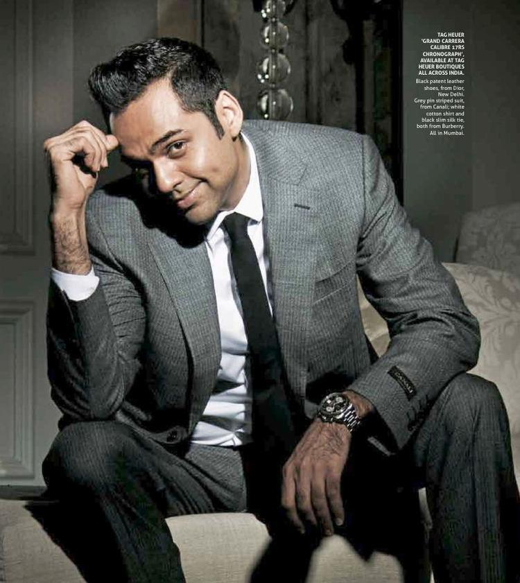 Abhay Deol Stylish Look For Verve Man Magazine October Edition