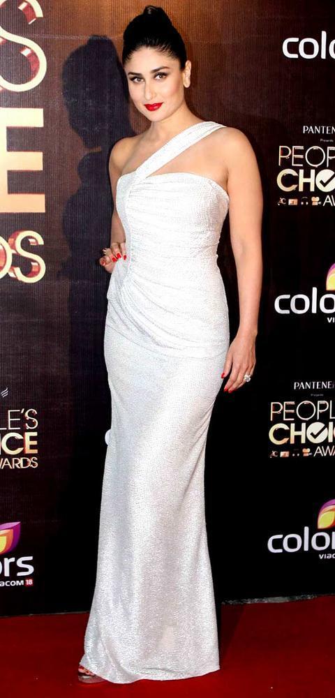 Kareena Kapoor Stunning Look At The People's Choice Awards