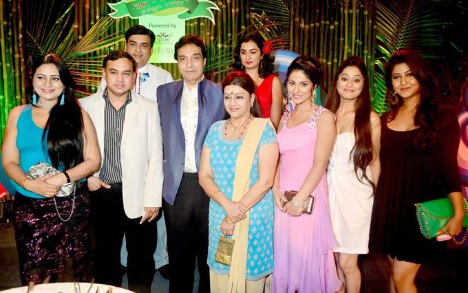 Star Cast Are At The Saas Bahu Aur Saazish Success Bash