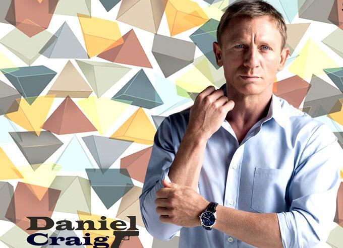 Daniel Craig Smart Look Still