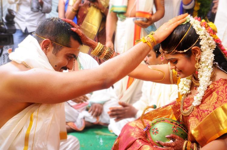 Uday Kiran And Visheeta Wedding Photo