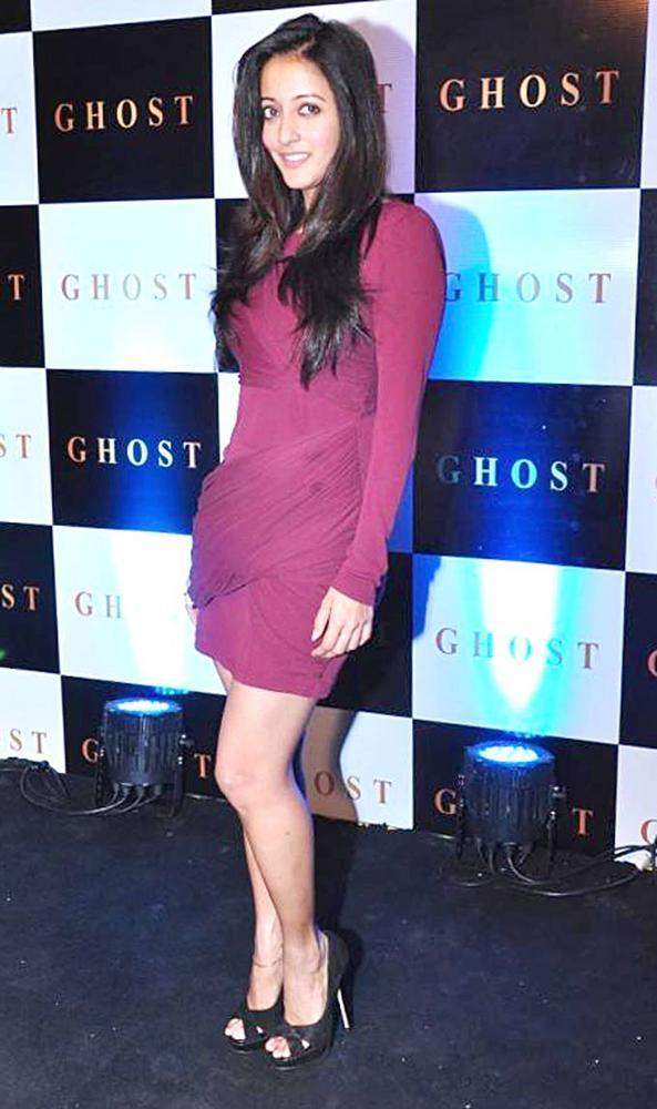 Raima Sen Gorgeous Look At Ghost Club Launch