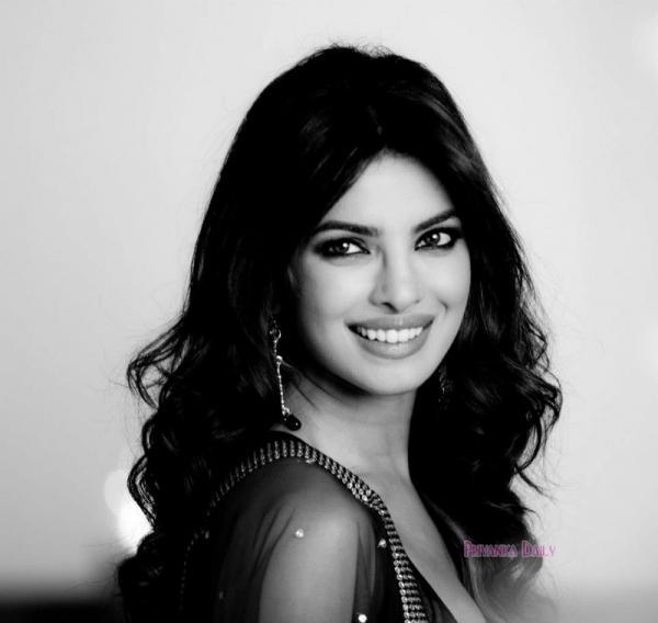 Priyanka Looked Gorgeous With Cute Smile Photo At Nikon Add