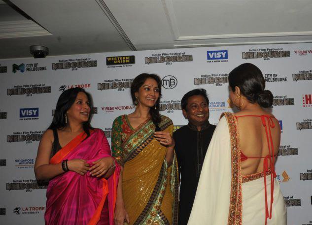 Vidya Balan At Indian Films Exhibition In Australia