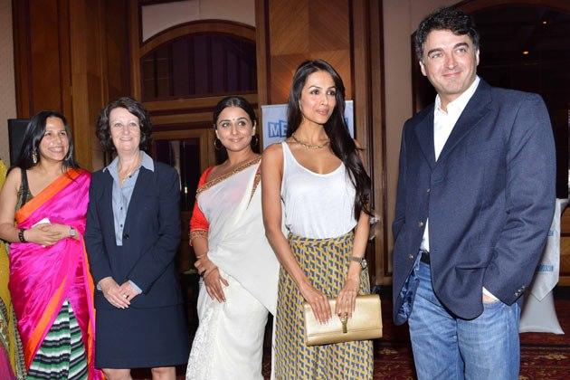 Vidya,Malaika And Jugal At Indian Films Exhibition In Australia