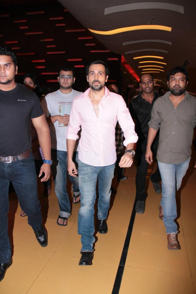 Emraan Hashmi Attend The Launching of Filmfare Magazine