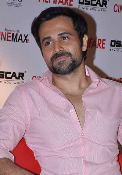 Emraan Hashmi During The Launching Of Filmfare Magazine