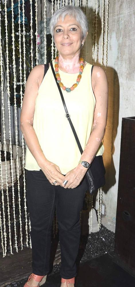 Geetu Hinduja Nice Look With Cute Smiling Still