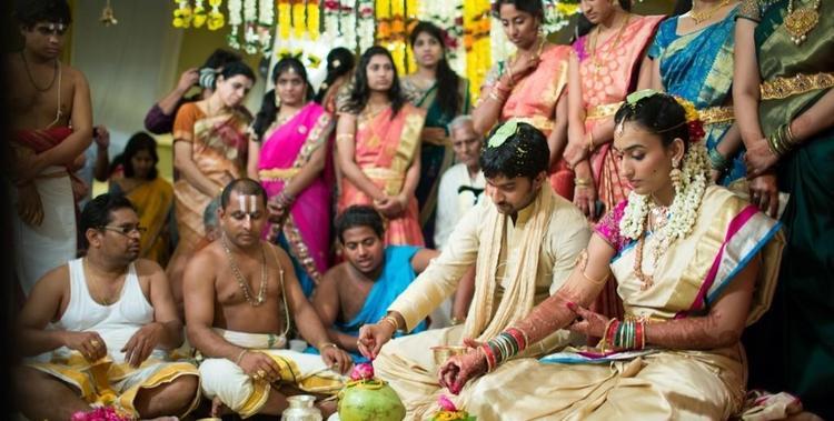 Nani And Anjana Marriage Still