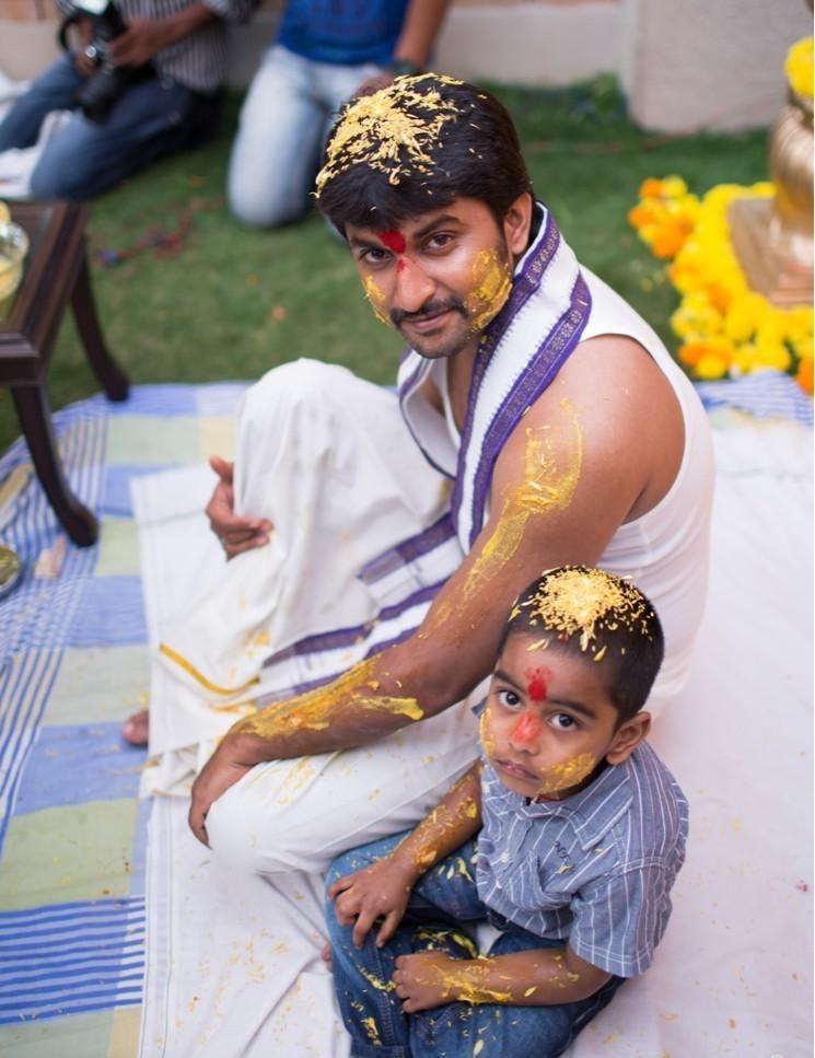 Nani Wedding Still