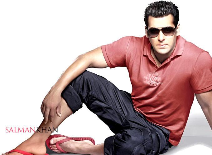 Salman Khan Stylish Look Photo Still