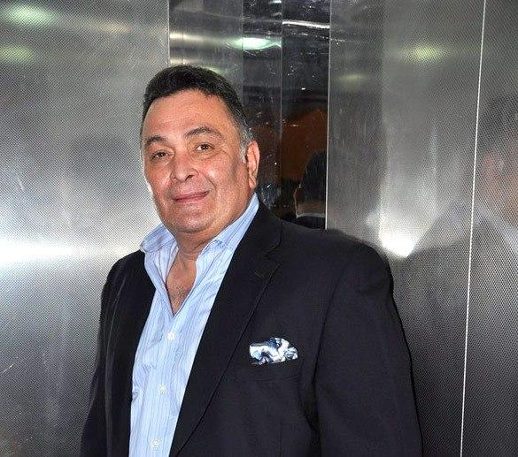 Rishi Kapoor At Hungama Ho Gaya Album Launch