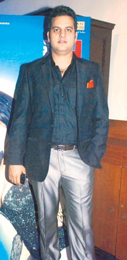 Sushil Sharma At Hungama Ho Gaya Album Launch