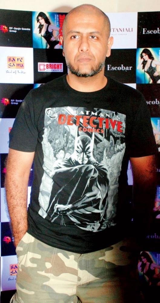 Vishal Dadlani Clicked At Hungama Ho Gaya Album Launch