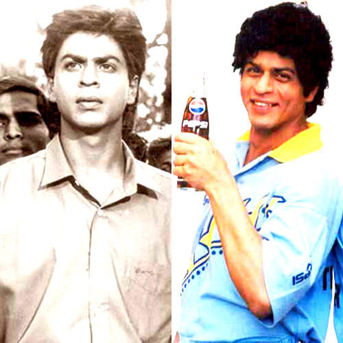 Shahrukh Khan Smiling And Cool Still