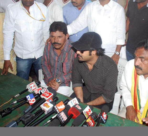 Jr NTR Photo Clicked When Talked To Press