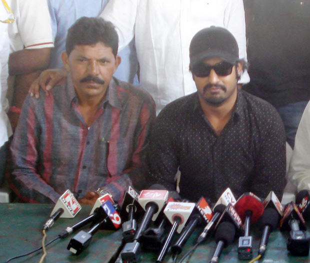 Jr NTR Photo At Press Conference