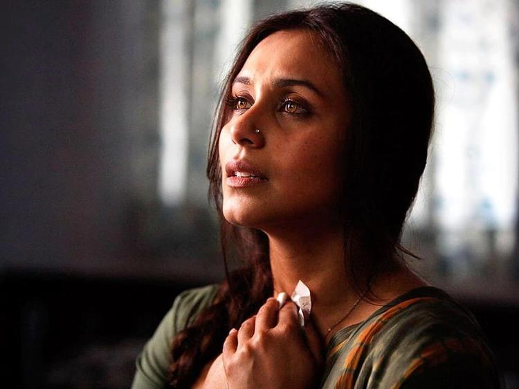 Rani Photo Clicked During Acting In Talaash