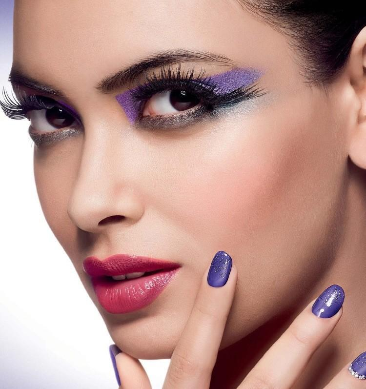 Diana Penty Glamour Look Shoot For Maybelline