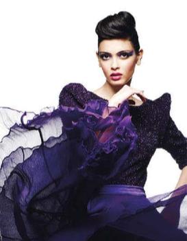 Diana Penty Stylish Look For Maybelline Magazine