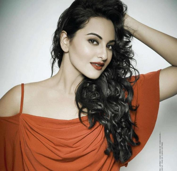 Sonakshi Looked Radiant And Beautiful Photo Shoot For Andpersand Magazine