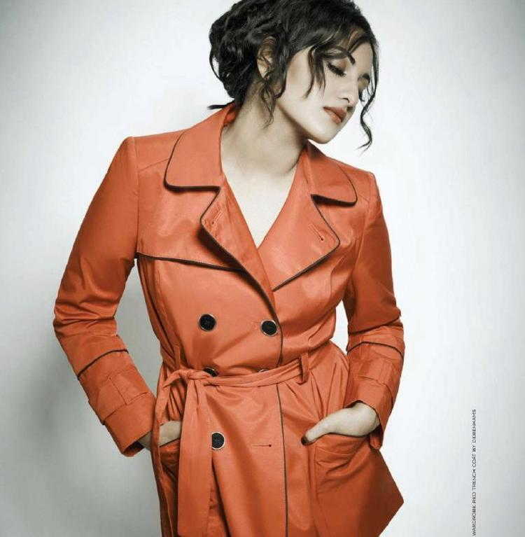 Sonakshi Trendy Looking Photo Shoot For Andpersand Magazine